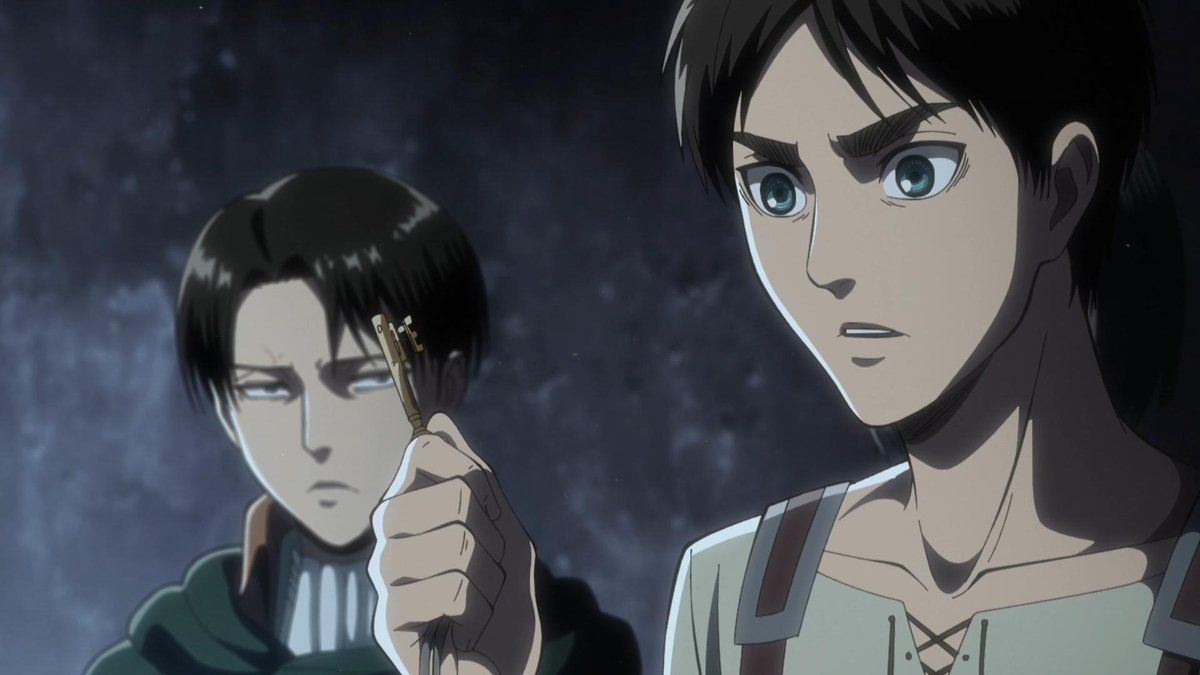 L'Attaque des Titans (Shingeki No Kyojin) épisode 19