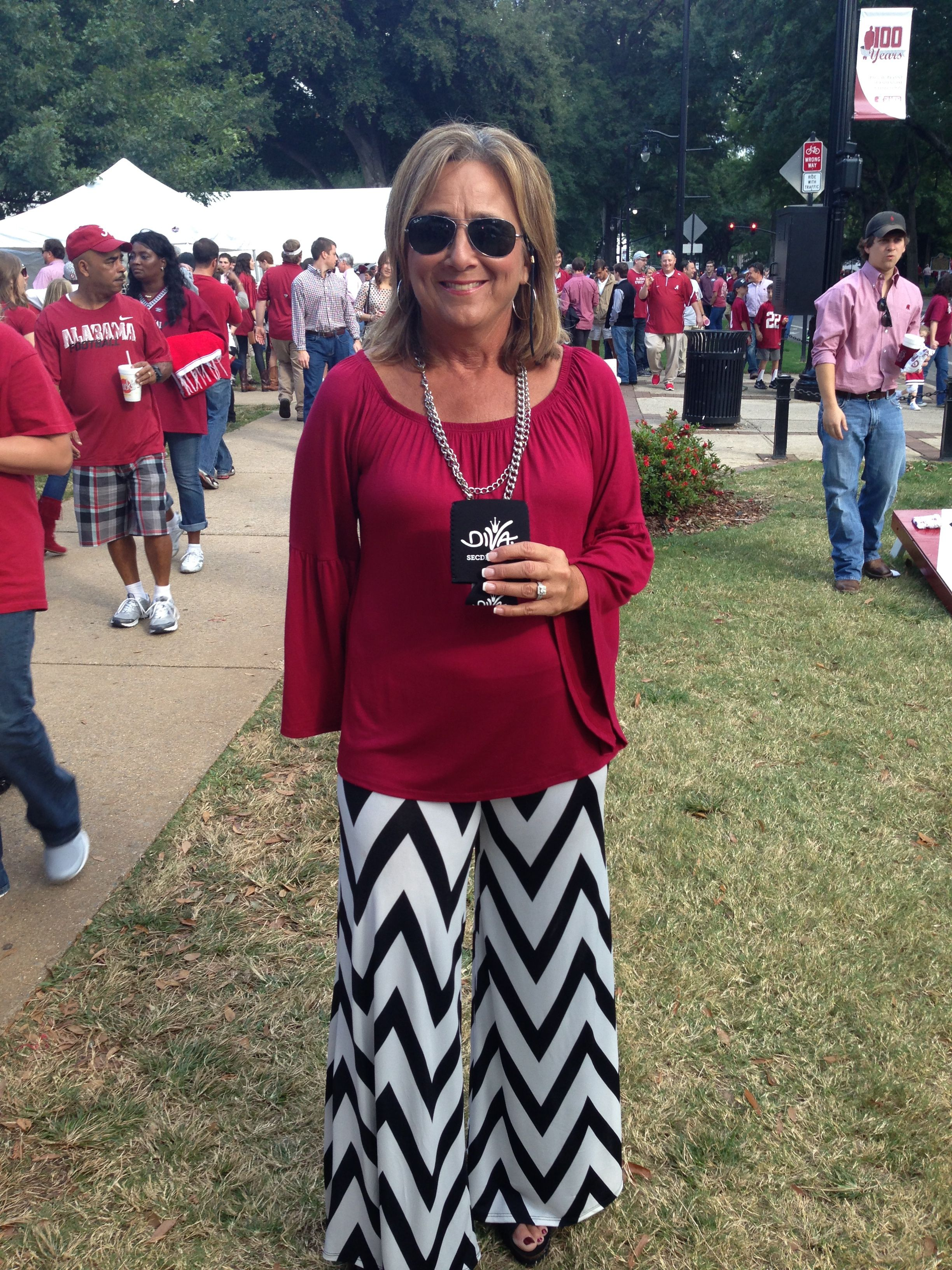 Game Day Attire Nominee Football Fashion Fan Style Clothes