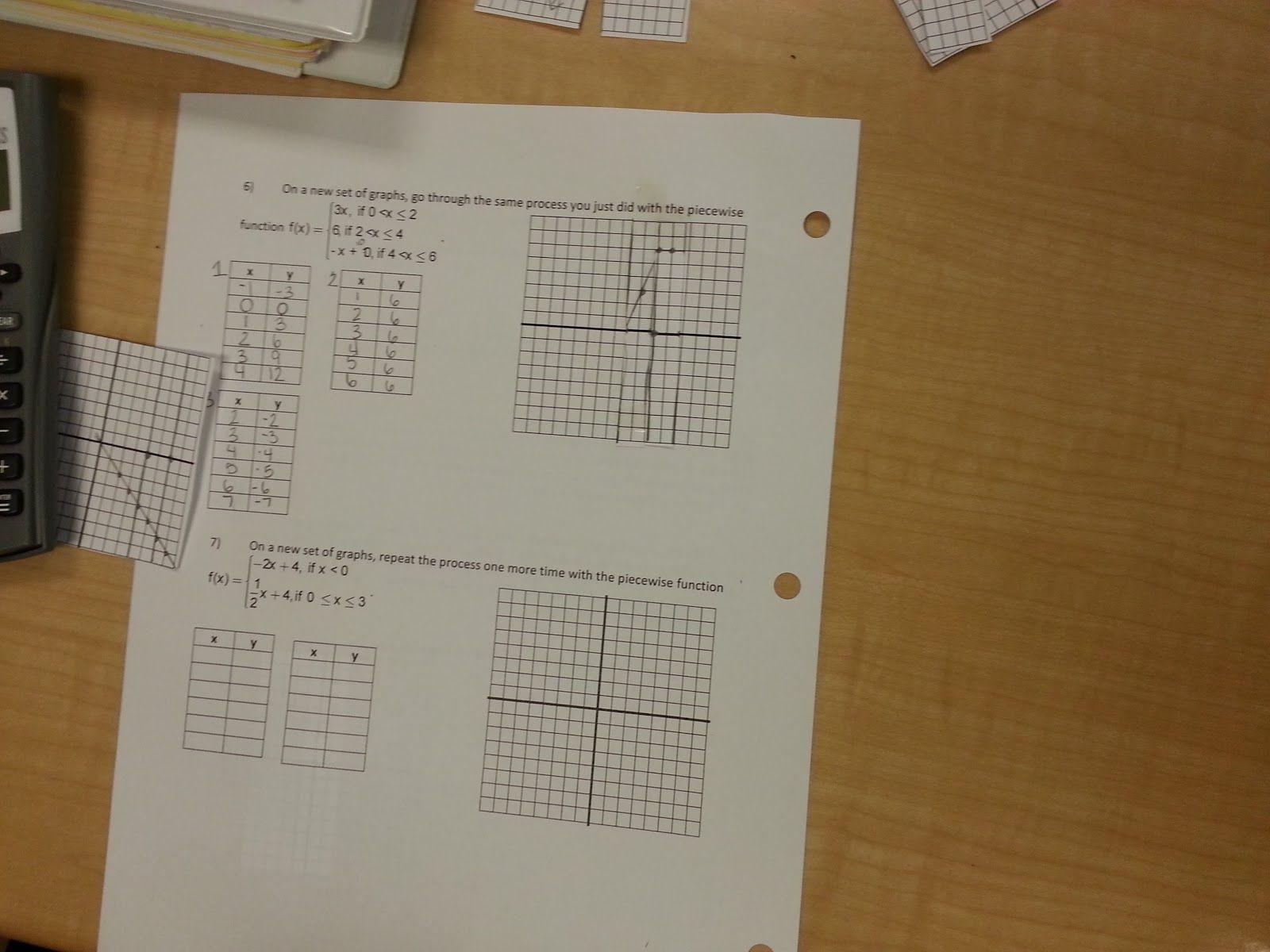 Piecewise Functions An Old Math Dog Learning New Tricks Teaching Algebra Math Math Classroom [ 1200 x 1600 Pixel ]
