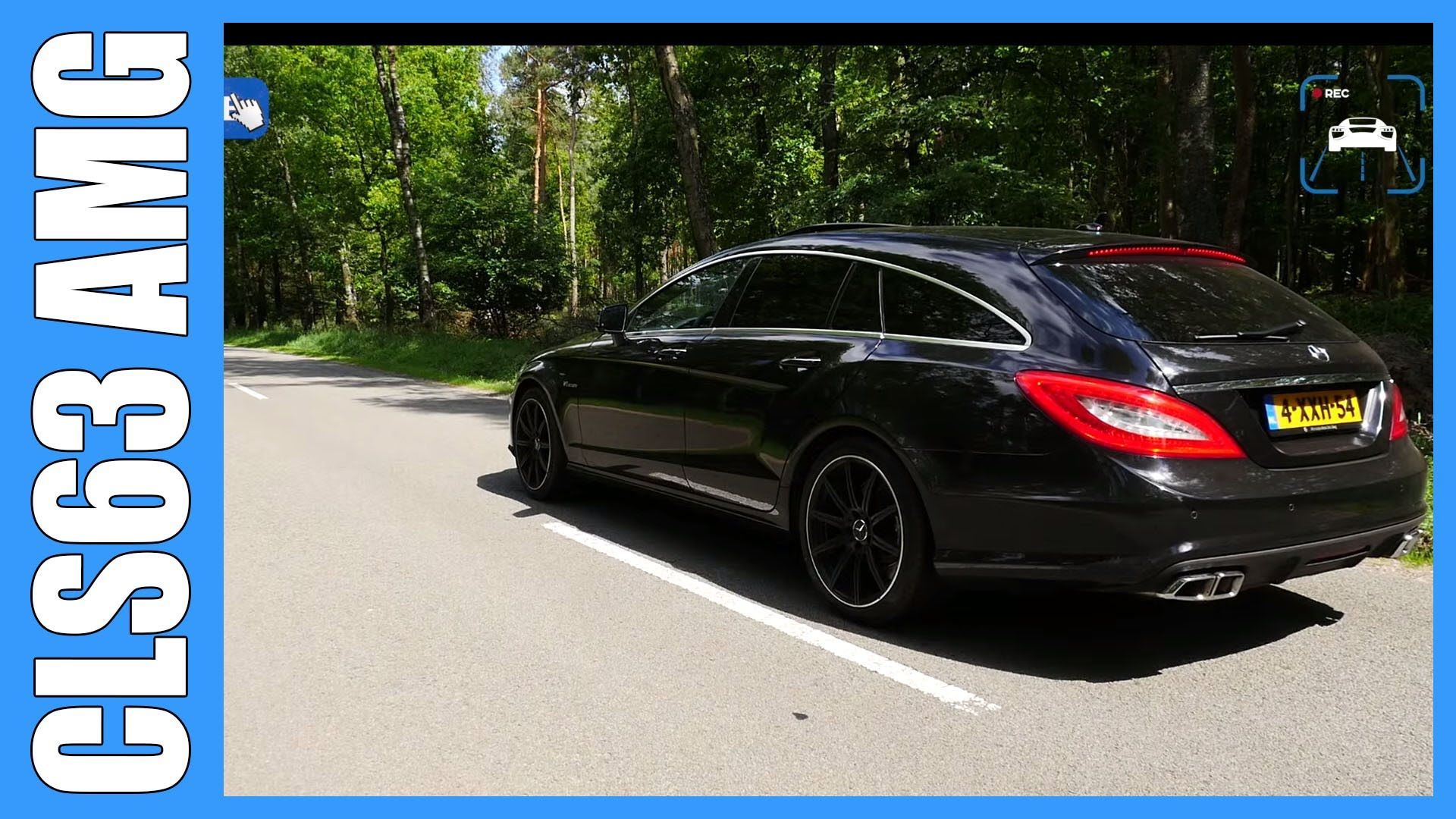 Mercedes CLS63 AMG 5 5 V8 BiTurbo vs E63 AMG 6 2 V8 LAUNCH CONTROL