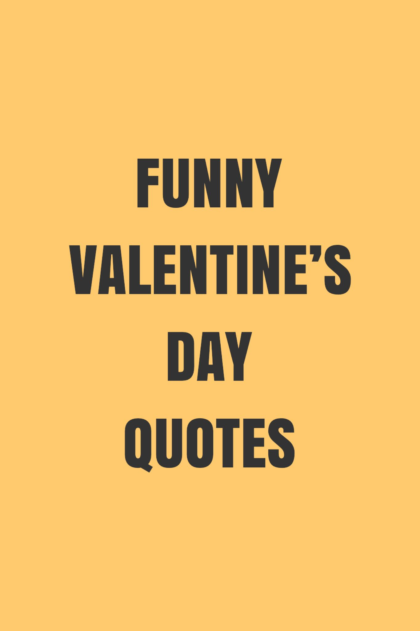 Funny Valentine S Day Quotes Funny Valentines Day Quotes Valentine S Day Quotes Funny Valentine