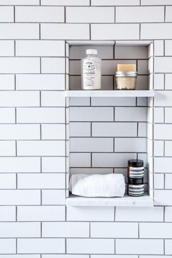 Desire To Inspire Desiretoinspire Net Shower Niche Bathroom