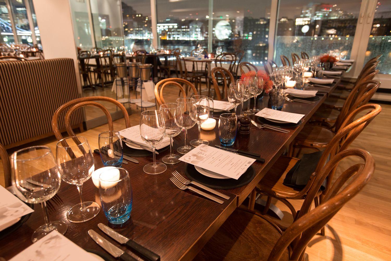 Restaurant interior at blueprint caf blueprint caf pinterest malvernweather Image collections