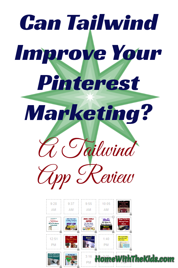 Can Tailwind Improve Your Pinterest Marketing? A Tailwind