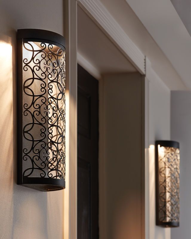 Exterior Wall Lights Entrancing Feiss Outdoor Wall Lighting  Outdoor Wall Lighting  Pinterest Decorating Inspiration