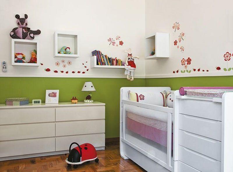 decoracion infantil joaninha