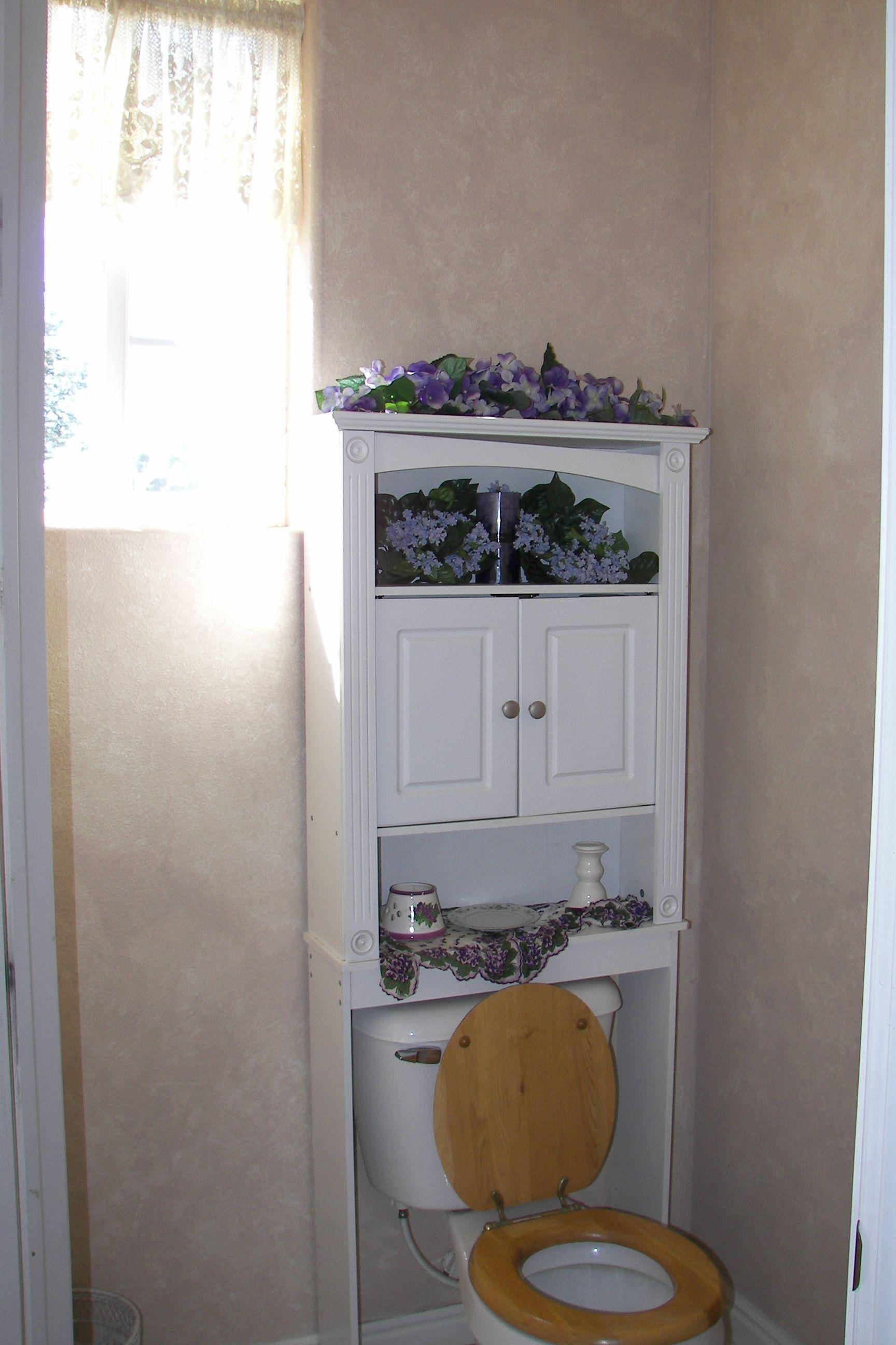 Lavender bathroom decor in enterprise utah my home for Lavender bathroom ideas design