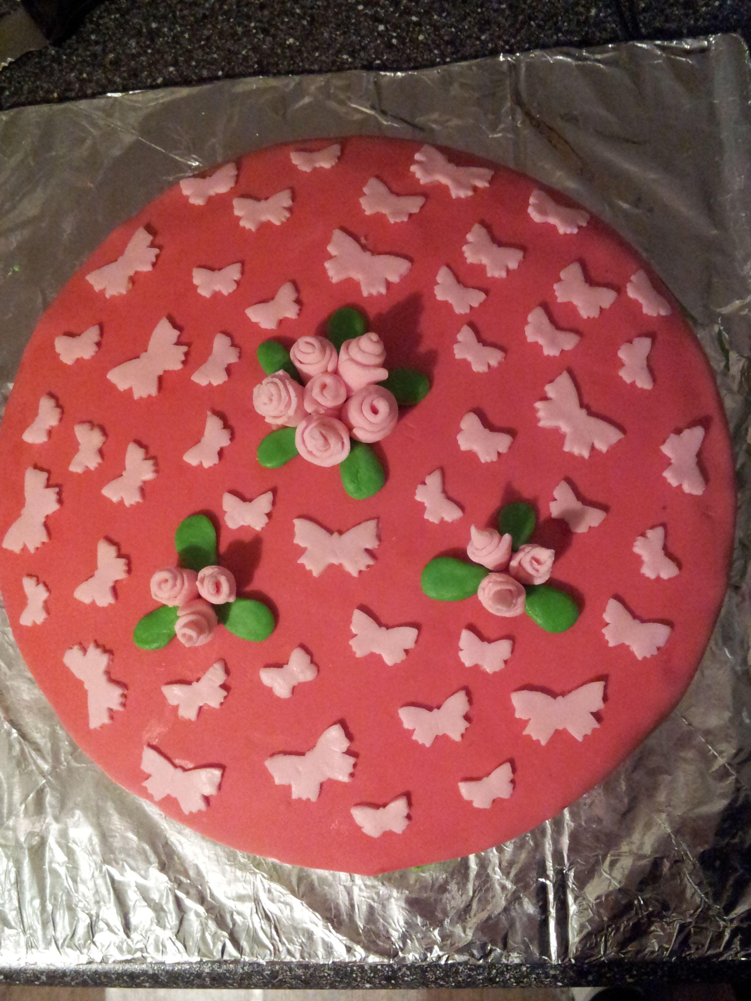 Deze en andere naar wens te maken taarten