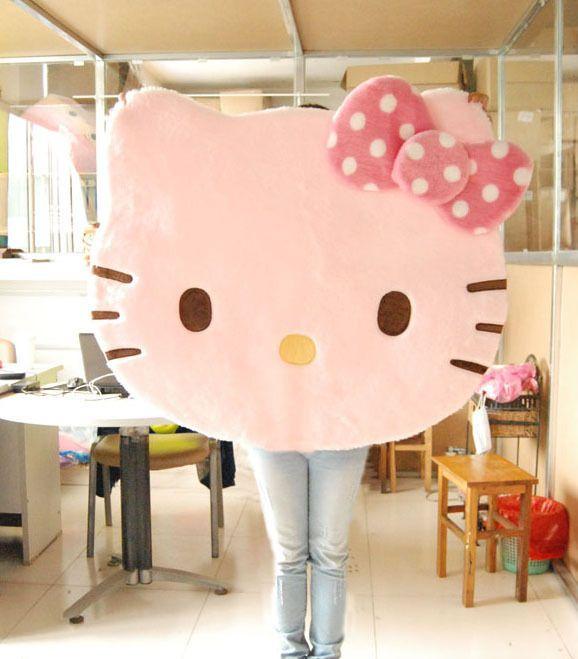 High Quality Rugs Big Hello Kitty Rug Bedroom Playroom Childu0027s Bedroom