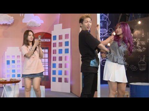 Đột Nhập Hậu Trường Alo ALo – Khởi My Kelvin Khánh & Lương Bích H..