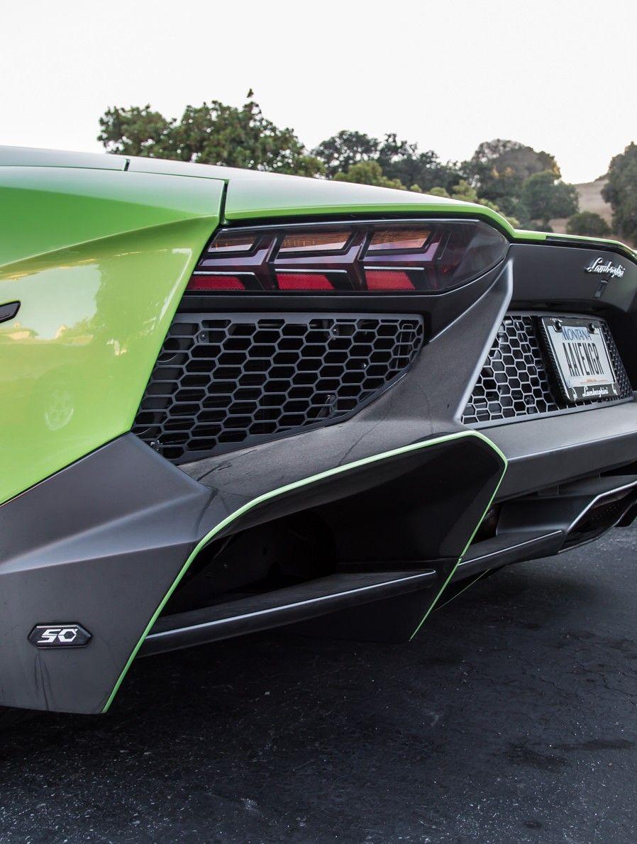 Lamborghini Aventador 50th Anniversario Dream Cars Lamborghini Aventador Super Cars