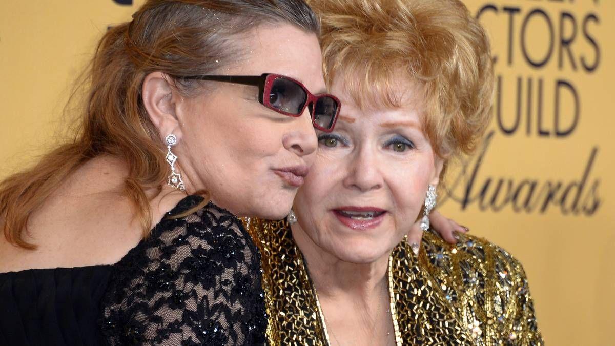 Aktuell! US-Schauspielerin: Debbie Reynolds stirbt einen Tag nach ihrer Tochter Carrie Fisher - http://ift.tt/2iH7c1J #news