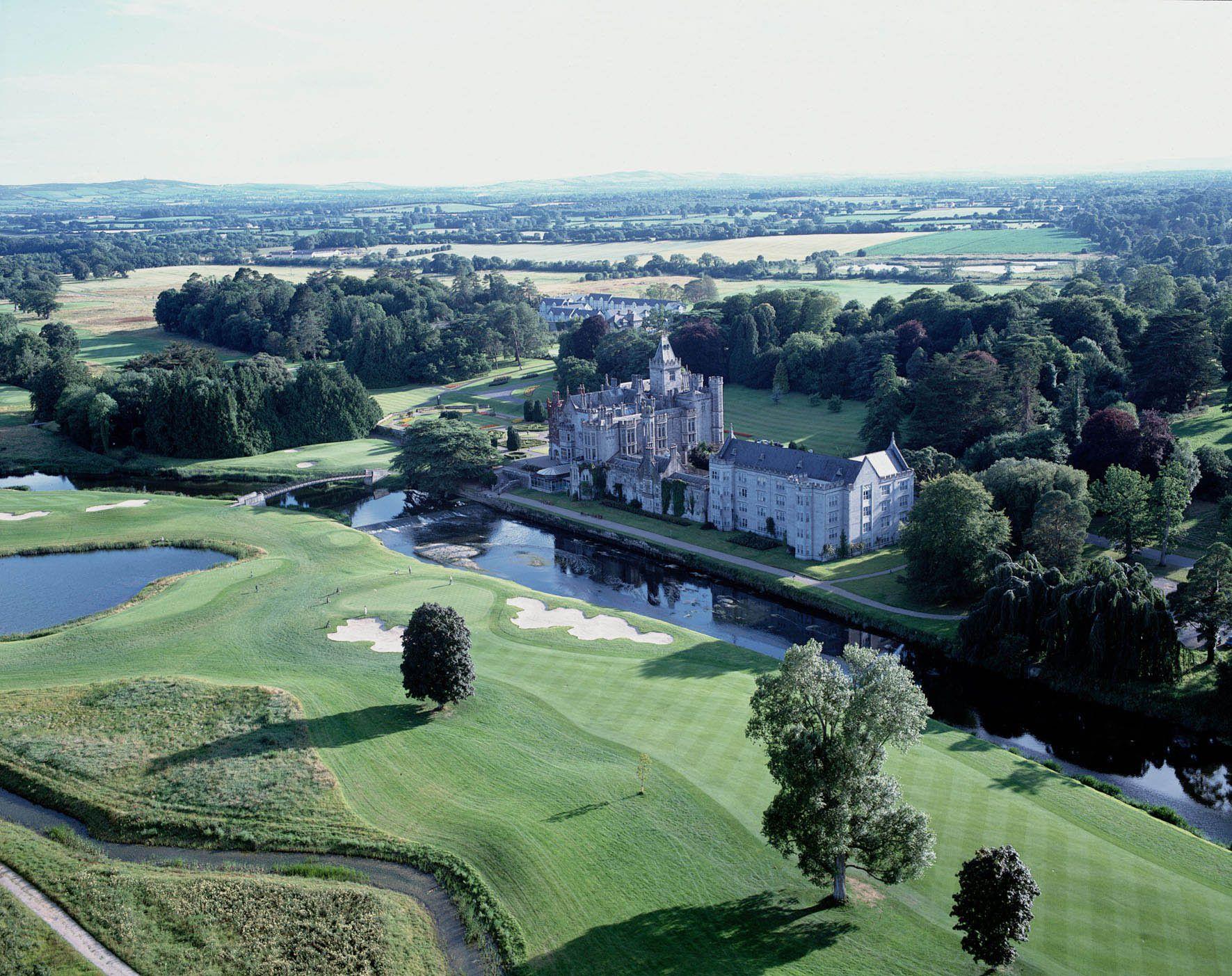 18++ Adare manor hotel golf club information