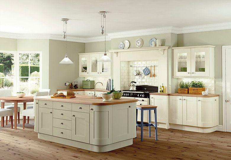 Scott Amp Osborne Kitchens Rockfort My Kitchen Cream