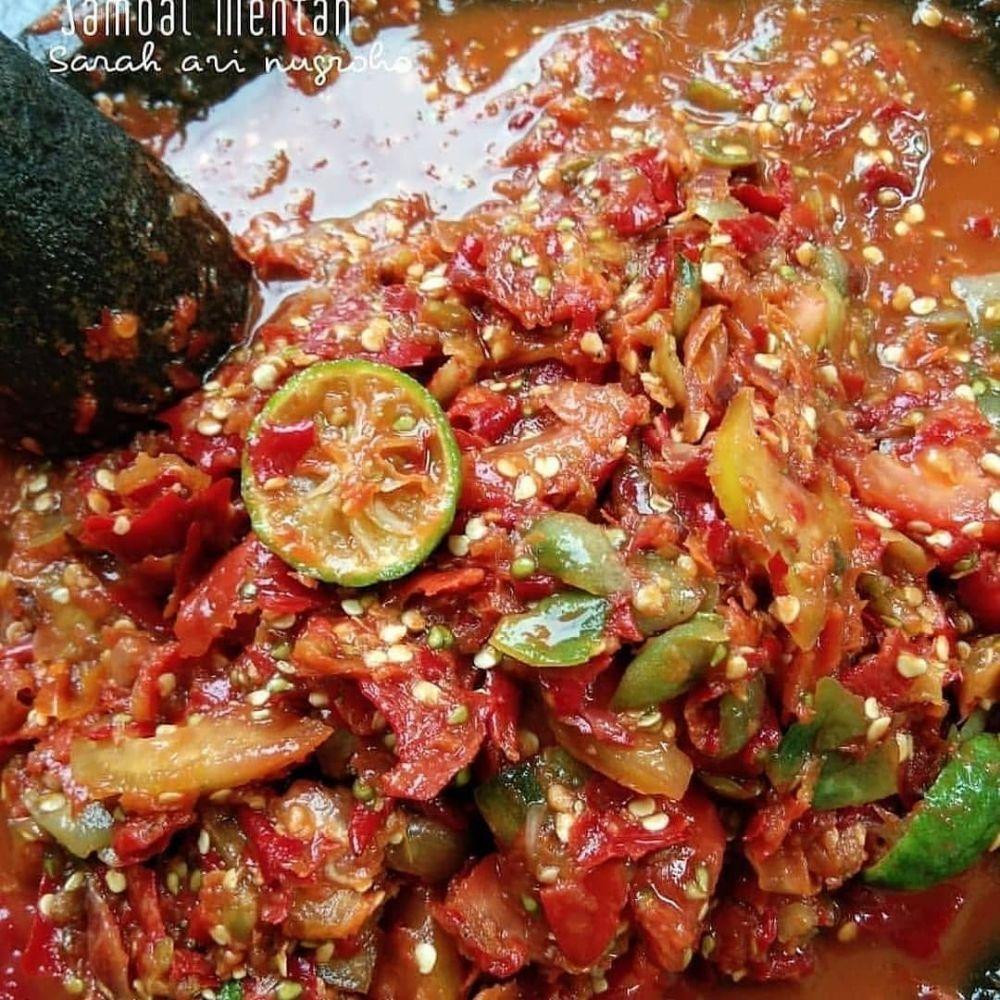 35 Resep Sambal Khas Nusantara Menggugah Selera Istimewa Resep Masakan Pedas Resep Masakan Resep Makanan Sehat