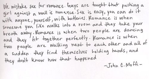 romanceღlove