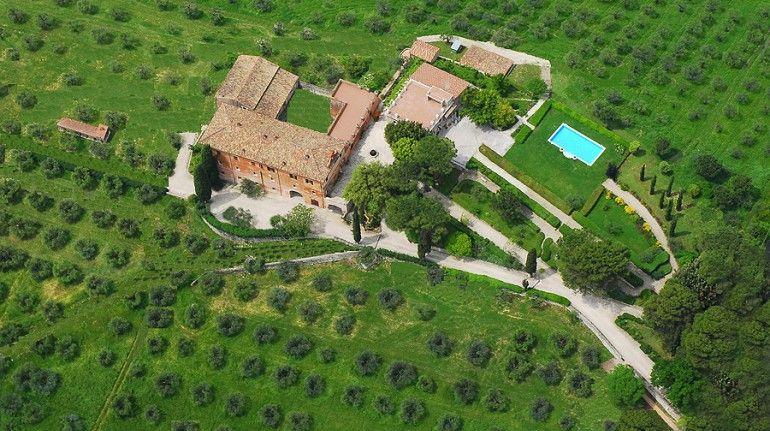 Tenuta Colfiorito - Farm house in Castel Madama, province of #Rome, #Italy - Ecobnb.com