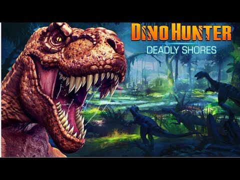 Dino Hunter : Deadly Dinosaurs Park (Free Android Game)