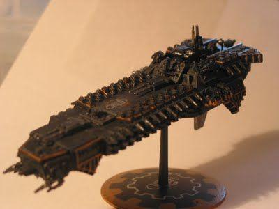 Warmancer September 2009 Battlefleet Gothic Battlefleet