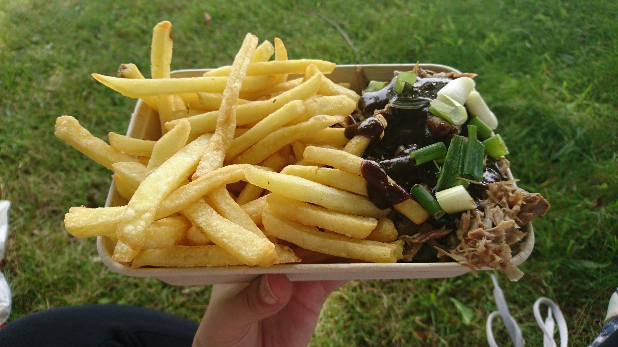 Abbie wanders and eats bbc good foods feast festival