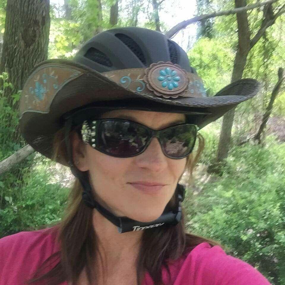 cec2eb6830d Super western helmet idea.
