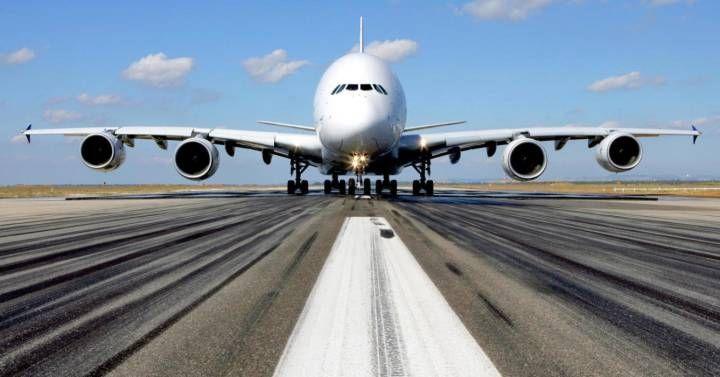 Los 10 Mejores Aeropuertos Del Mundo Aviones De Pasajeros Aviones Airbus A380