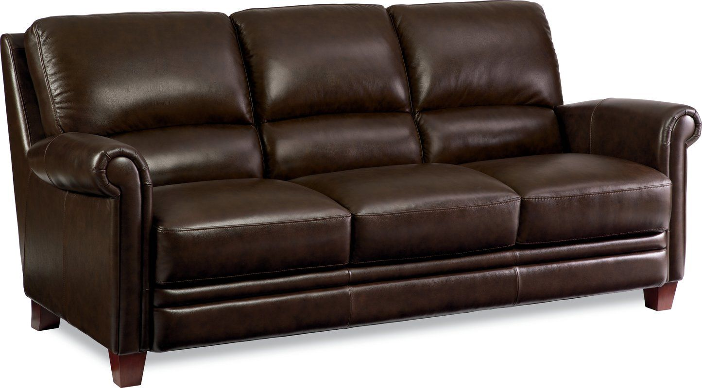 Outstanding Affordable Quality Julius Leather Sofa By La Z Boy Sofas Download Free Architecture Designs Embacsunscenecom