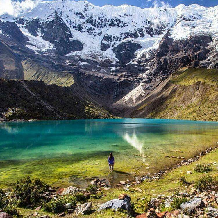 Peru Travel Tips Common Peruvian Phrases For Travel: Salkantay Trail, Peru. Photo By @MoonMountainMan