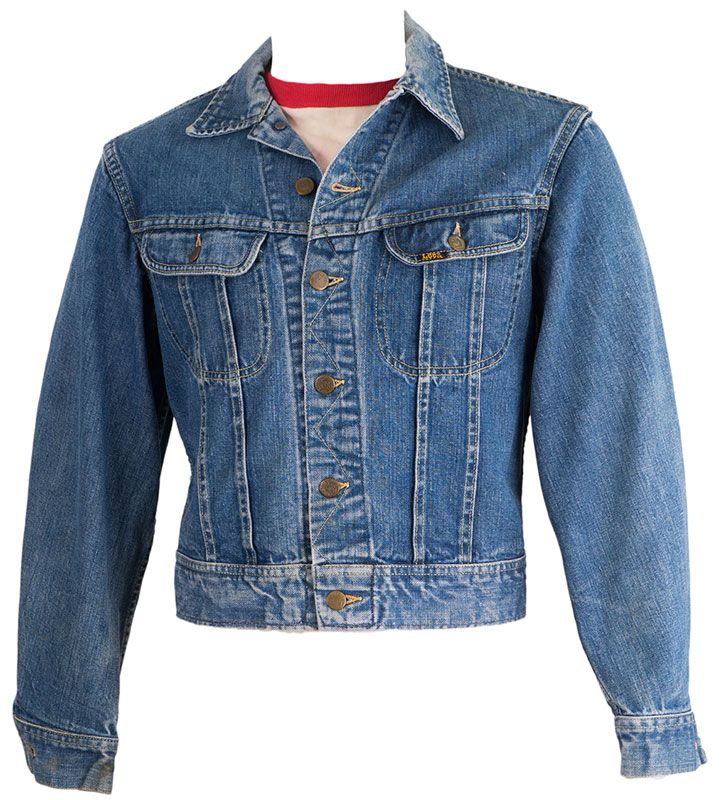 Classic 60s Lee Riders Denim jacket at ballyhoovintage.com | The ...