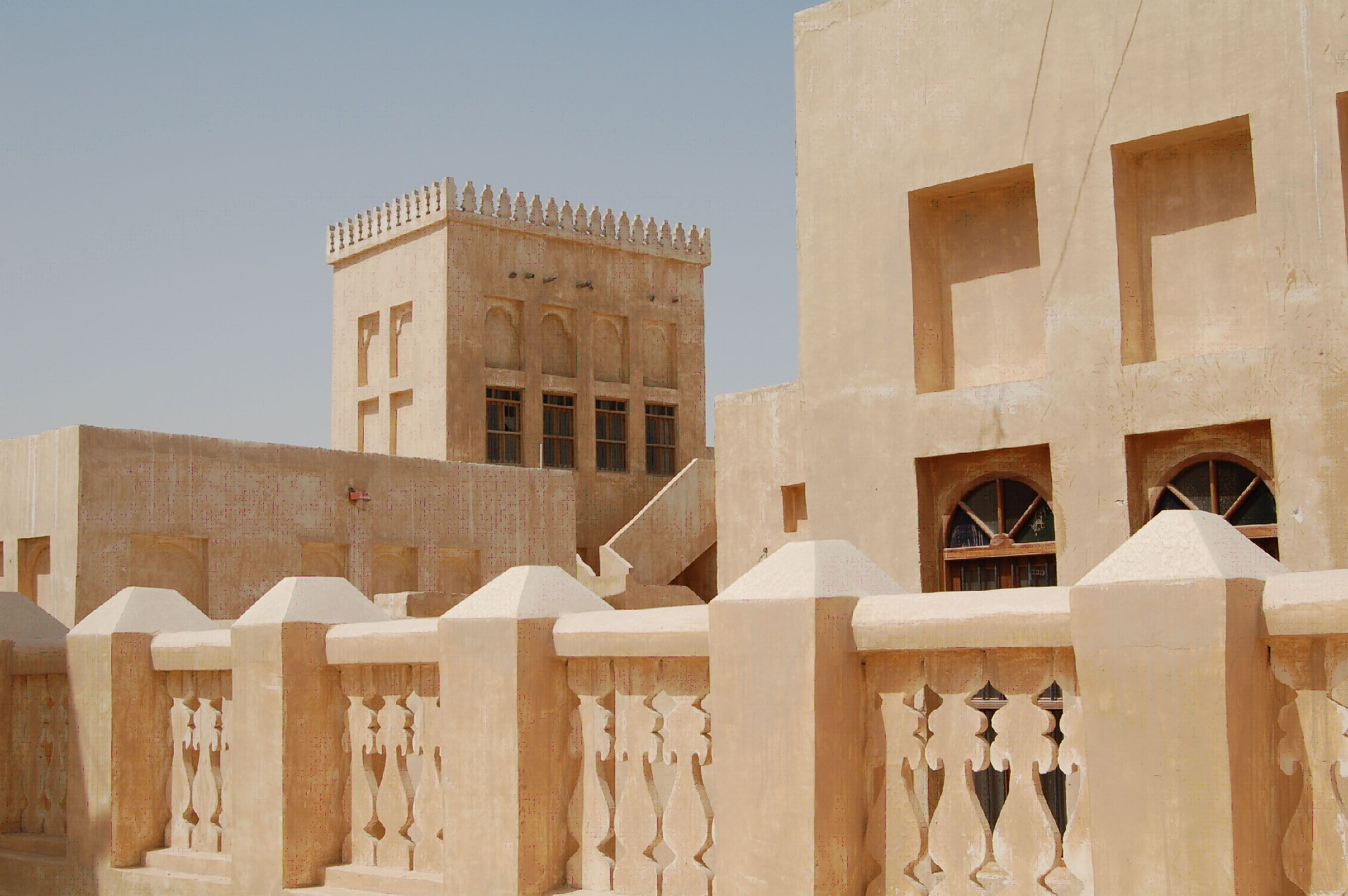 Image gallery qatari architecture for Architecture companies qatar