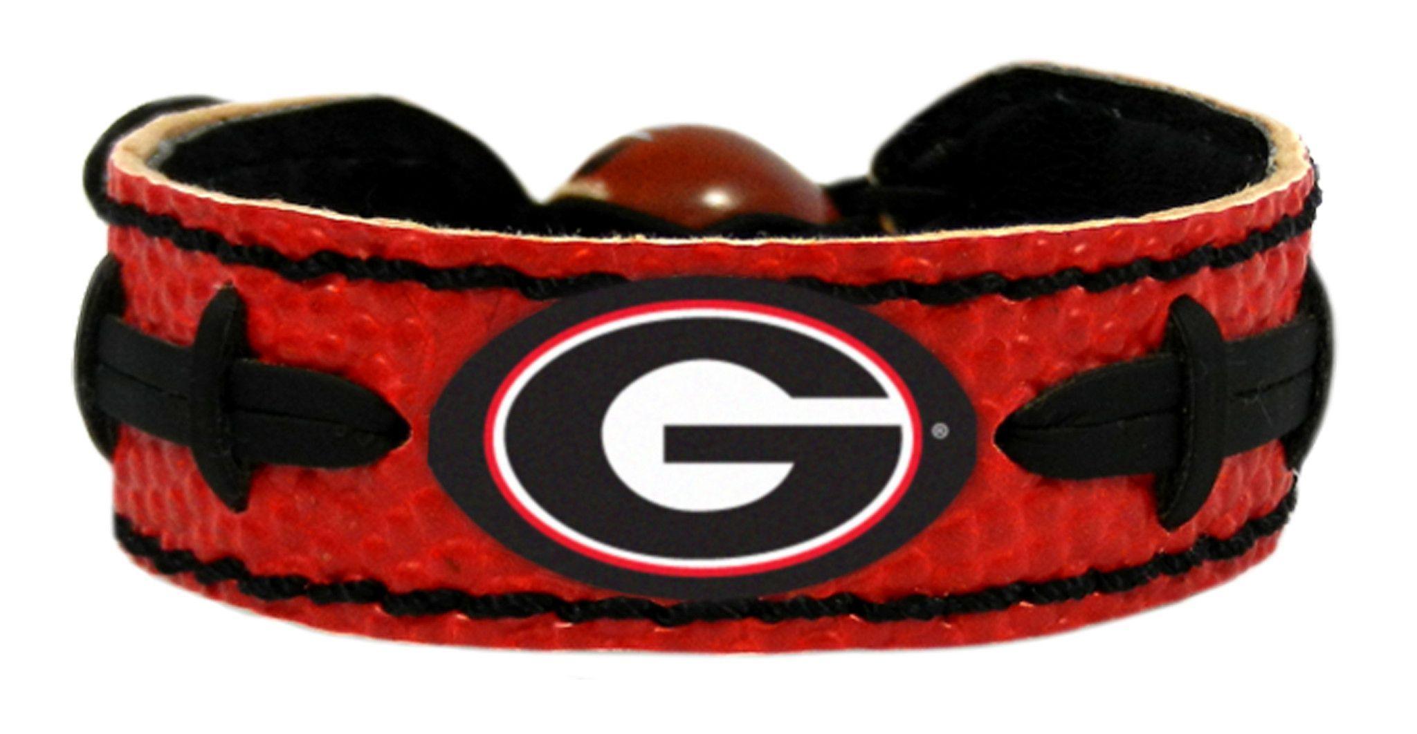Bulldogs Bracelet Team Color Football Power G
