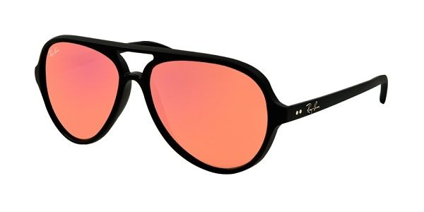 Look who s looking at this new Ray-Ban Cats 5000 Flash Lenses. Find this  Pin and more on Gafas de sol ... 806a1ea4114c