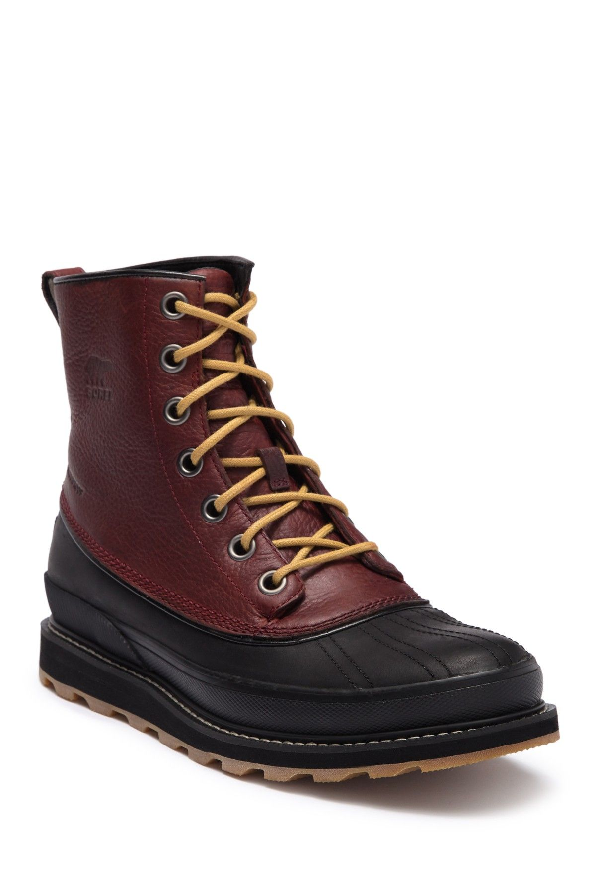 978764488a1 Madson 1964 Waterproof Leather Boot by Sorel on  nordstrom rack