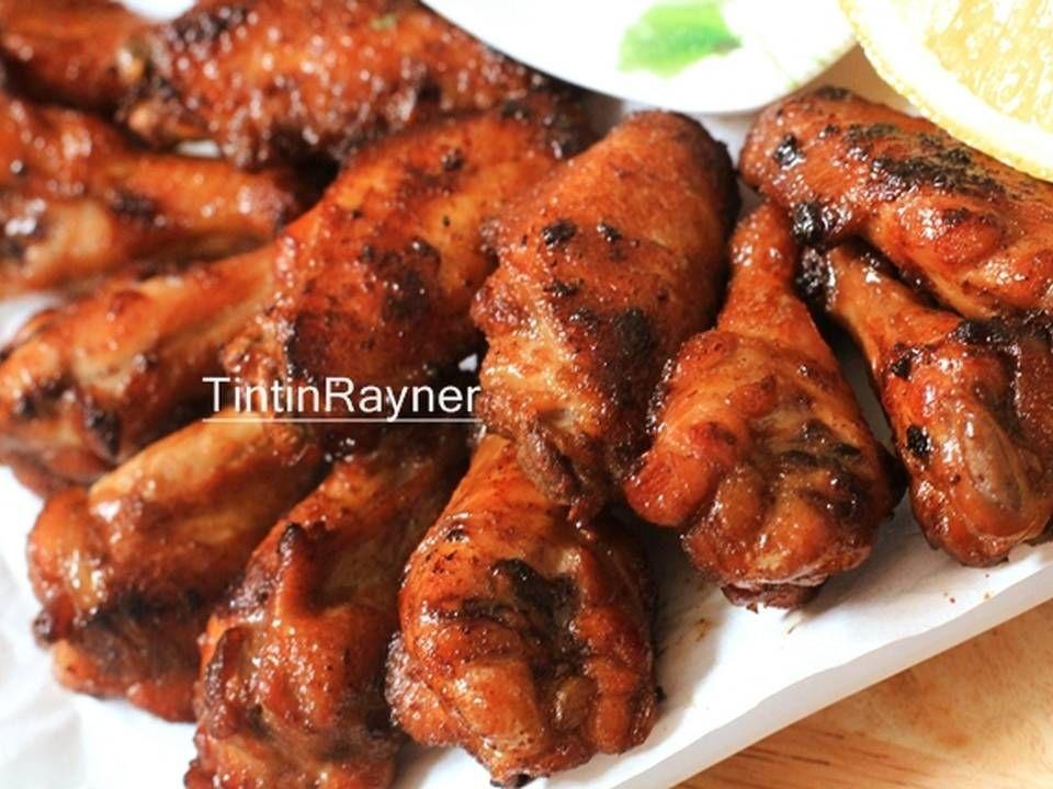 Resep Spicy Chicken Wings Enak Oleh Tintin Rayner Resep Resep Resep Masakan Resep Makan Malam