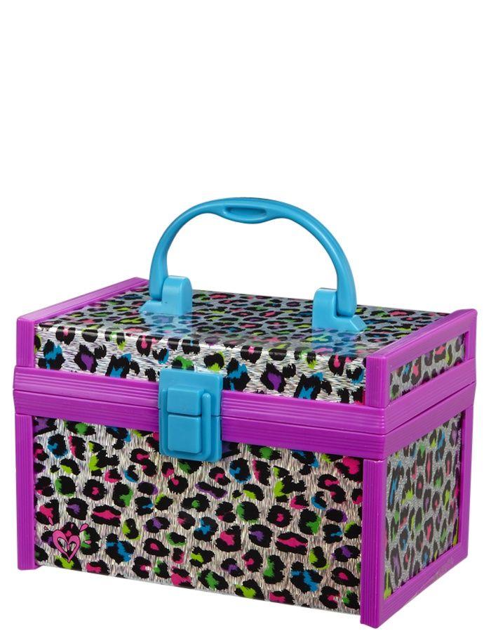 Justice Room Stuff | Leopard Mini Storage Box | Room Accessories | ... |