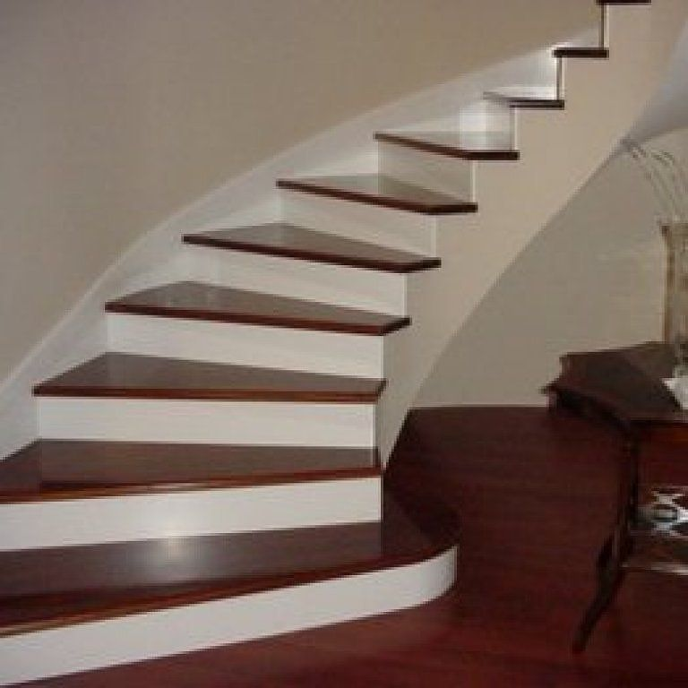 Escaleras interiores escaleras interiores decorar tu - Decorar escaleras interiores ...