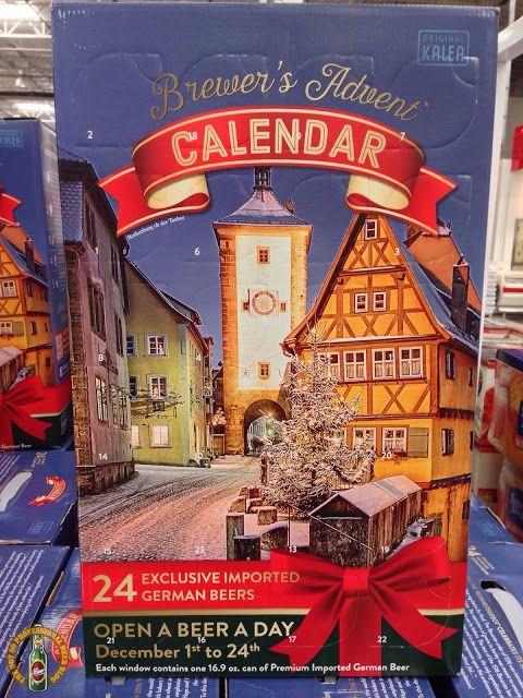 beer advent calendar at costco - Costco Open Christmas Eve