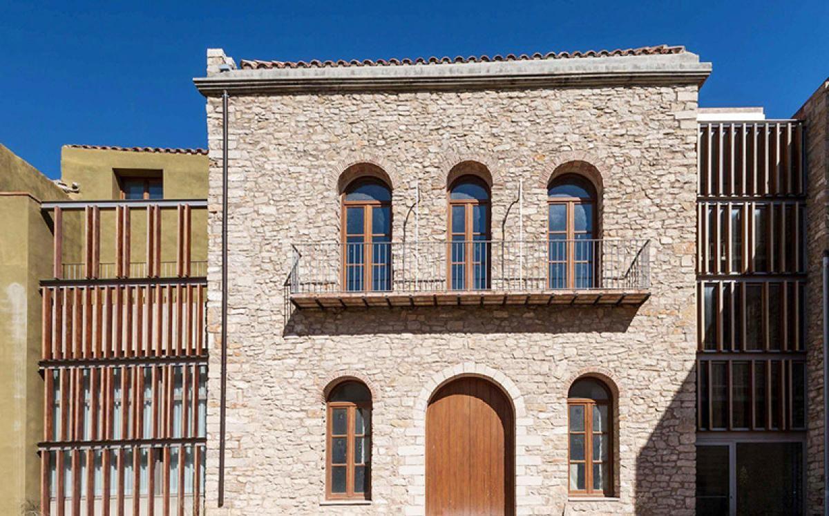 ➝ NUEVO #Proyecto |  Palacio Condes de Pestagua: #rehabilitación que da un nuevo uso a un edificio histórico-artístico   #arquitectura #Chert #Castellón