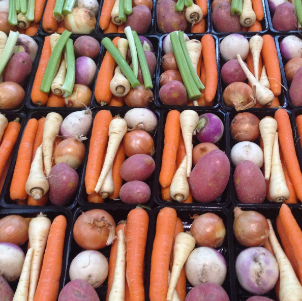 Who said vegetables can't be tasty? With Select Fresh, veggies have never been fresher or tastier!