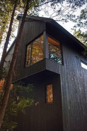 Maison de vacances à Messines Architecture