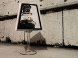 pretty cool, your own photos in a lamp
