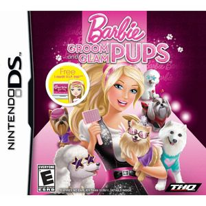 Barbie: Groom and Glam Pups (DS) $14.95