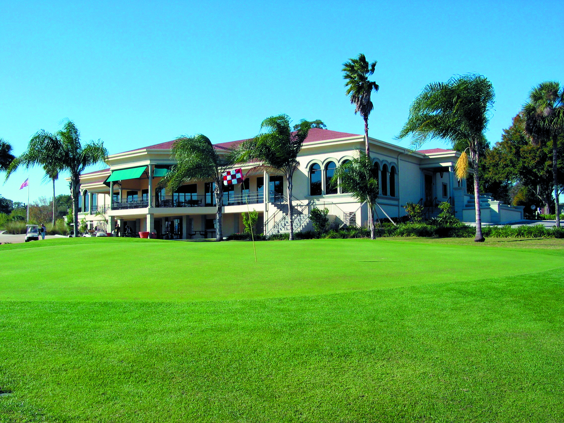 Cleveland Heights Golf Course Lakeland Polk County Central Florida Golf Courses Cleveland Heights Central Florida