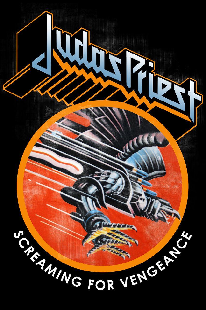 heavy metal art rock band posters