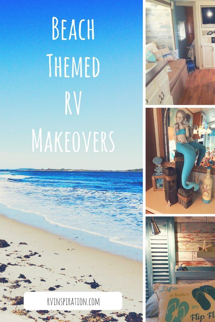 Beautiful beach nautical theme decor ideas