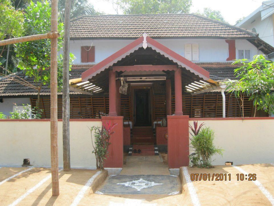 110 Year Old South Indian Home My Home Indian Home Indian