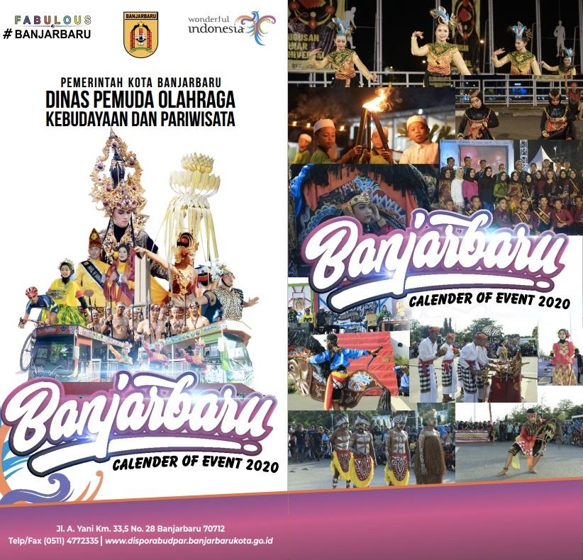 Borneo Calendar Of Events 2020 Gps Wisata Indonesia Di 2020 Pariwisata Kalimantan Kota