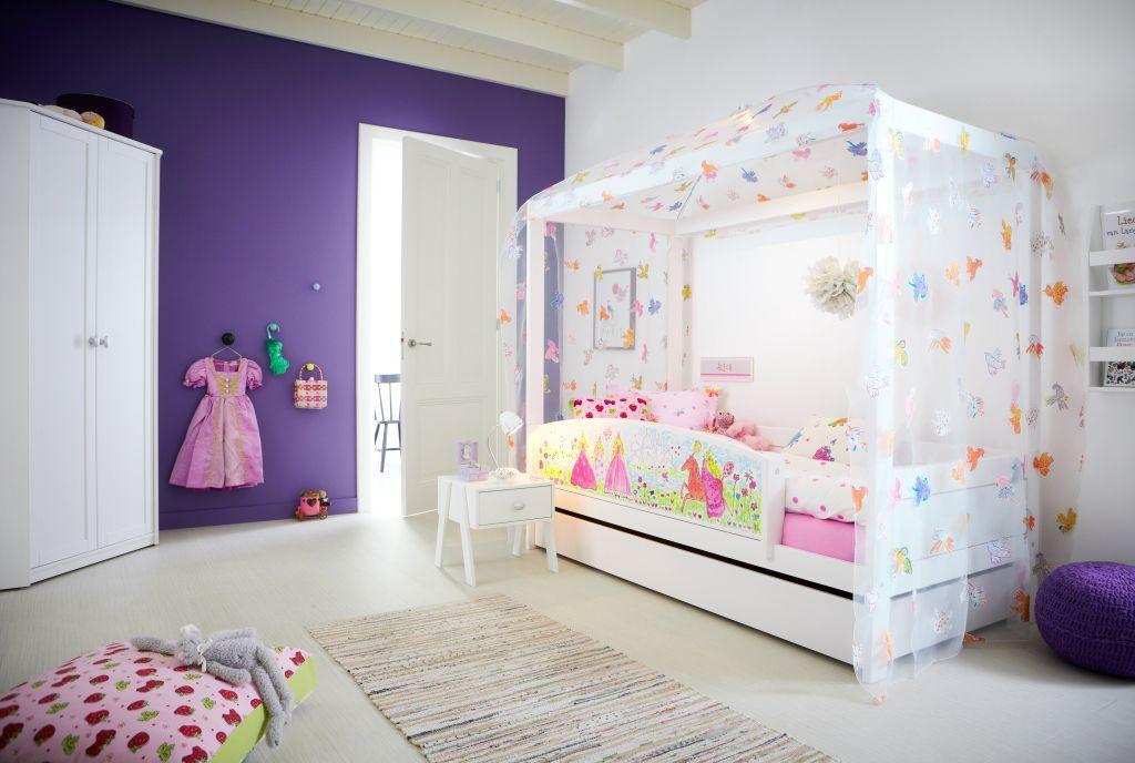 Himmelbett Modern Kinder Fur Madchen Princess Lifetime