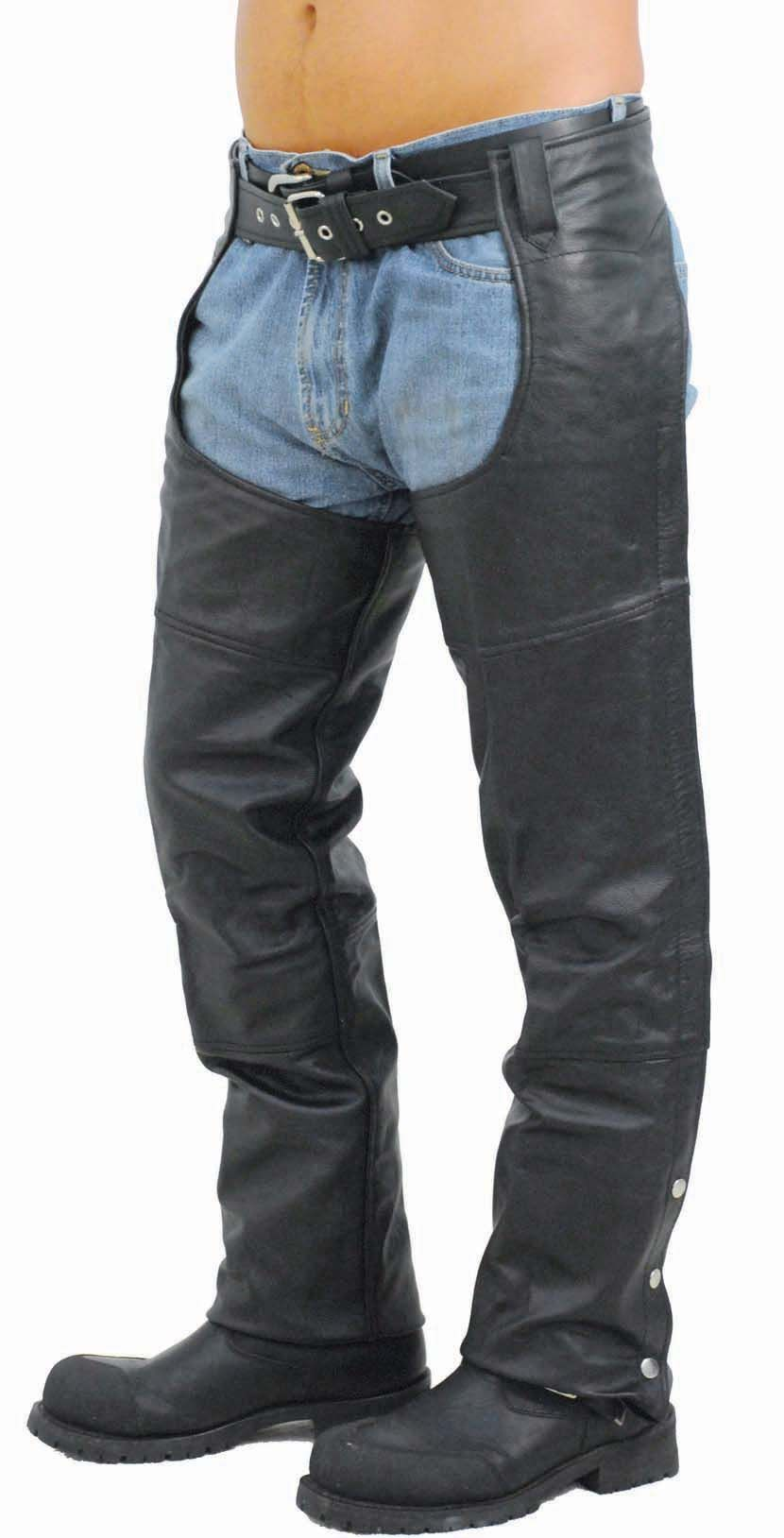 Extra Heavy Classic Biker Leather Chaps Unisex Limited Offer C8116k Leather Chaps Biker T Shirts Biker Leather