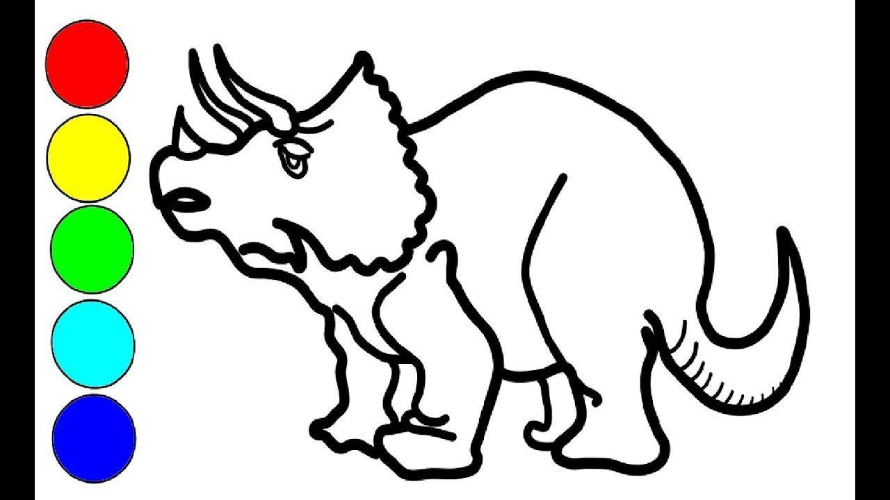 Wie Man Zeichnet Triceratops Dinosaurier Fur Kinder Zeichnen Dinosauri Malvorlage Dinosaurier Malvorlagen Disney Malvorlage Auto Art Projects Character